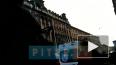 В центре Петербурга горелисторический дом