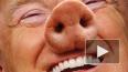 Американский журнал превратил Трампа в свинью