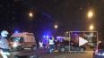 Страшная авария на Энгельса: автомобиль такси впечатался ...
