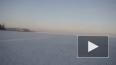 Экстремал на снегоходе провалился под лед на Финском ...