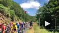 Видео: велосипедист пролетел 16 метров над головами ...