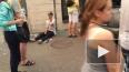 Появилось видео страшного ДТП с пешеходами на Гороховой ...