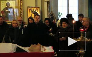 Петербург прощается с самым высоким человеком России Александром Сизоненко