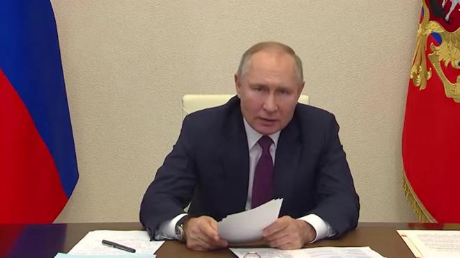 Путин: важнейшая задача на этот год – снижение безработицы