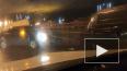 Перед Вантовым мостом столкнулись легковушка и грузовик ...