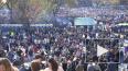 Треть россиян сочли возможными протесты с политическими ...