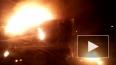 За ночь на Новгородской сгорели дотла две иномарки