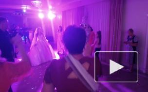 Шоу пародий Димы Черникова на свадьбе