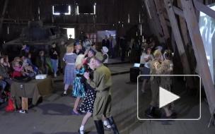 В Выборге отметили 74-ю  годовщину освобождения города