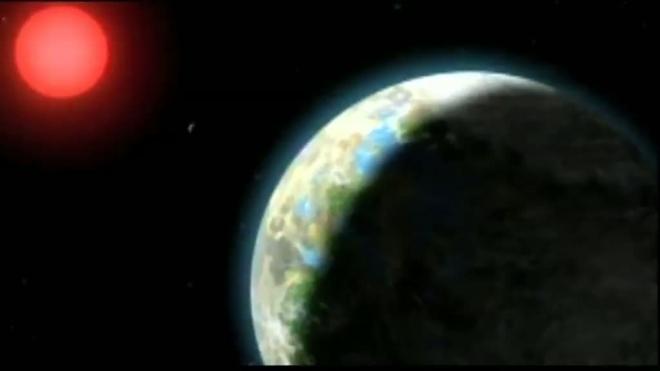Новая планета пригодна для жизни. Она находится в двадцати световых годах от Земли