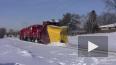 Российский поезд по расчистке снега произвел фурор ...