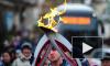 Олимпийский огонь в Челябинске 17 декабря: маршрут, график перекрытия движения