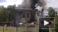 Пожар в ангаре автосервиса на Киевской улице попал ...
