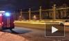 Ночью в Санкт-Петербурге автомобиль чуть не вылетел в Неву