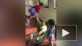 Роналду использовал дочь вместо гантели во время трениро...