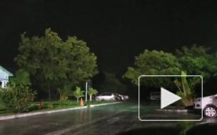 """Пользователи Twitter опубликовали видео урагана """"Дориан"""""""