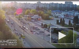 Авария Белая Церковь.