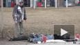 Мужчина рыдал над трупами на Красносельском шоссе