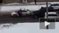 Драка водителей на Варшавской попала на видео
