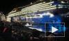 Круизный лайнер Costa Concordia тонет у берегов Италии