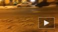 Видео: на Большой Морской ночью произошло ДТП