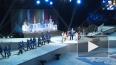 Юные хоккеисты заставили Валуева петь