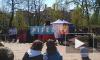 Русский хор выступил в садике на Некрасова (видео)