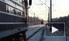 """Невский экспресс"" опаздывает на два часа из-за поломки локомотива"