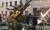 Во дворе Академической капеллы создали живой мемориал в память блокадному Ленинграду
