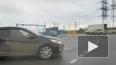 Видео: на Софийском шоссе столкнулись две иномарки