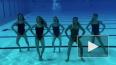 Сборная России по синхронному плаванию поддержала ...