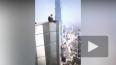 Известный руфер из Китая снял на видео собственную ...
