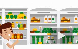 Роскачество назвало лучшие приложения по доставке продуктов