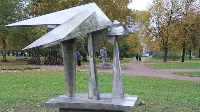 На месте Орловского тоннеля появились пугающие скульптуры