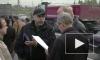 Борьба  за  гаражи продолжается.  Автовладельцы  с Парнаса  отправили  петицию главе района