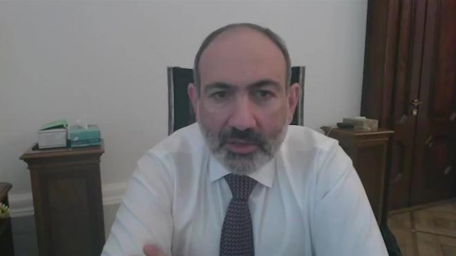 Премьер Армении уволил главу Генштаба ВС