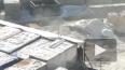 Появилось видео взрыва баллона с газом на Дунайском ...