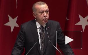 Сирия сбила подписанный Эрдоганом беспилотник