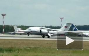 Самолет Петербург – Минводы вернулся в Пулково из-за технических проблем