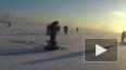 Спасатели вызволили двух рыбаков из ледового плена ...