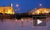 Француз Марк Ар снова зажег свои ледяные свечи в Петербурге