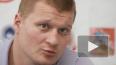 Поветкин рассказал, когда состоится бой-реванш с Кличко