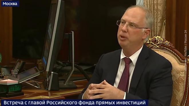 """Глава РФПИ заявил, что все желающие россияне смогут вакцинироваться """"Спутником V"""" до июня"""