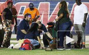 В Алабаме устроили стрельбу на школьном матче, есть пострадавшие