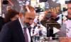 Никол Пашинян со сторонниками начал блокировку судов Еревана