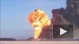 В США эвакуируют город, где взорвался поезд с нефтью