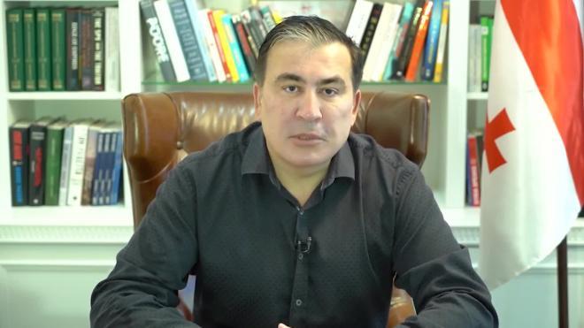 Саакашвили заявил, что государство в Грузии уничтожено