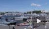 Невский проспект оставили открытым во время репетиции парада в честь Дня ВМФ