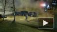 Появилось видео момента прорыва трубы на Пулковской ...