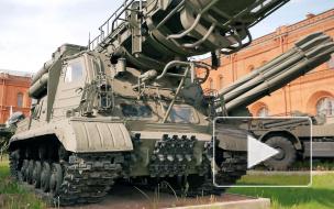 Видеообзор Военно-исторического музея артиллерии